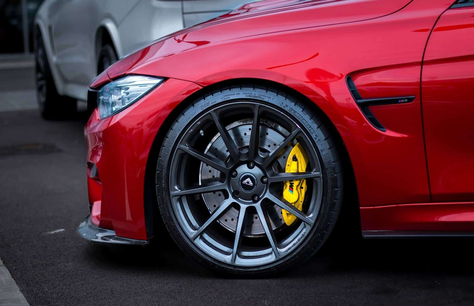 Brakes and tyres