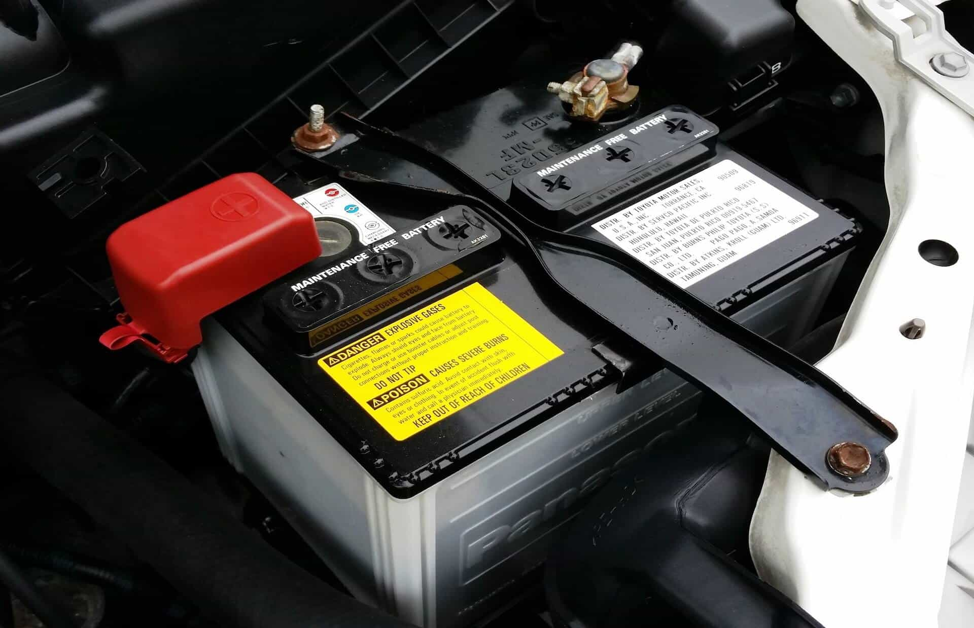 Car battery - Action Automotive Repairs